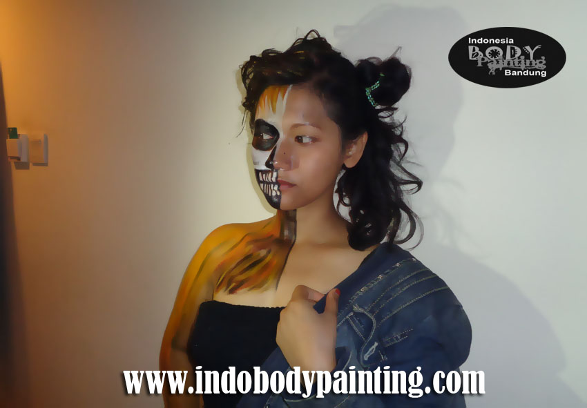 Body Painting Training