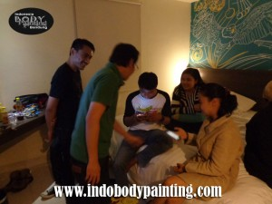 Body Painting Training22
