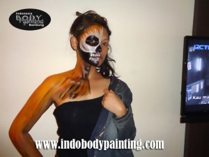 Body Painting Training3