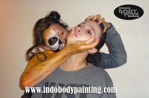 Body Painting Training6