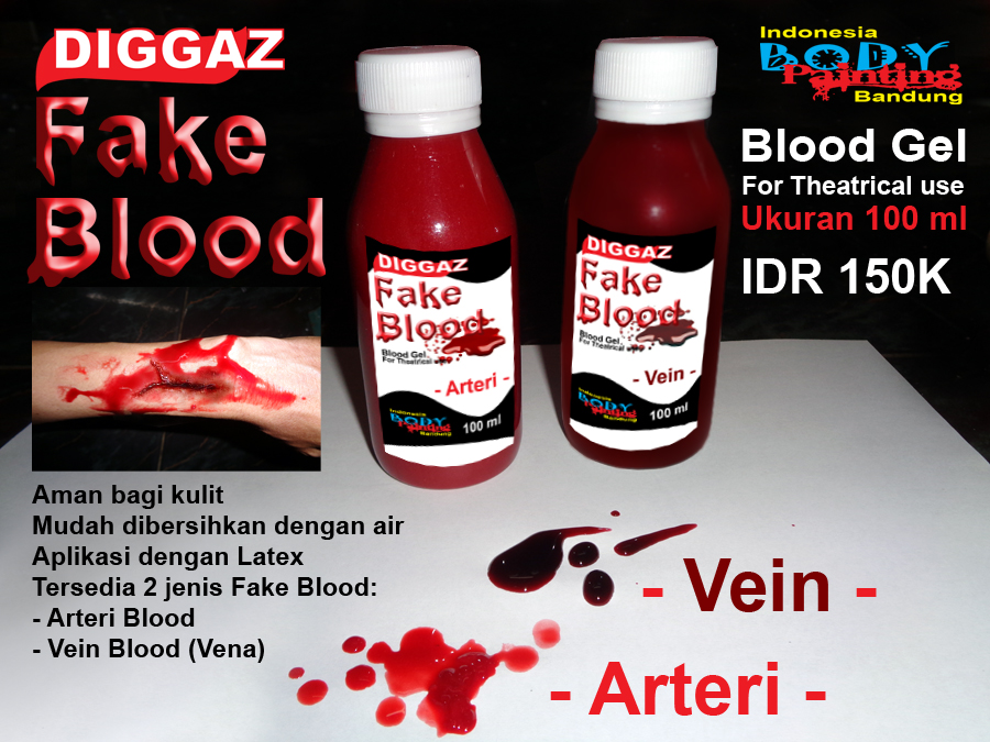 Iklan Fake Blood copy