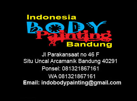 Indonesia Body Painting